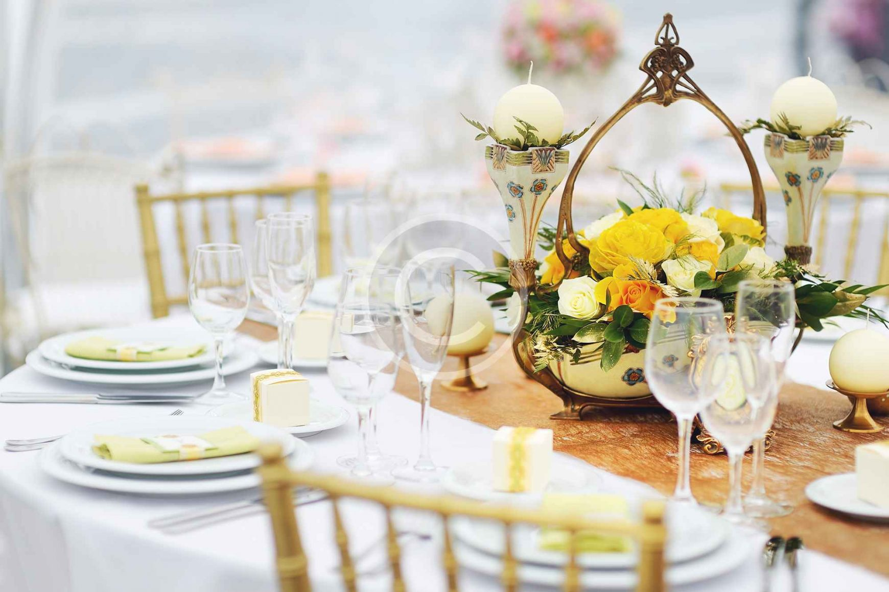 Hiring an Events Planner